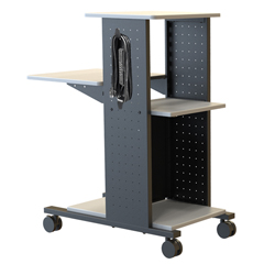 LUXWPS4E - Luxor - 40 Mobile Presentation Station- Electric