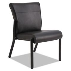 LZBLF14NHBK - La-Z-Boy® Gratzi Reception Series Guest Chair