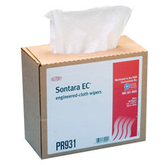 HSCM-PR931 - HospecoDupont® Sontara EC® Wiper Dispenser Box