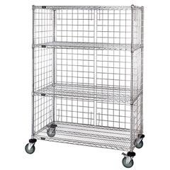 QNTM2460C46E-5 - Quantum Storage Systems - Enclosure Panel Wire Cart