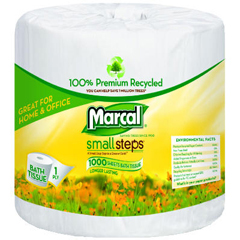 MAC4415 - Small Steps® One-Ply Bath Tissue