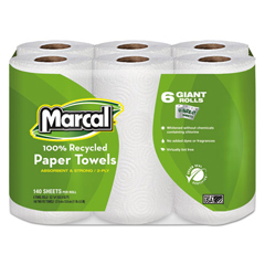MAC6181 - Small Steps® Premium Recycled Giant Roll Towels
