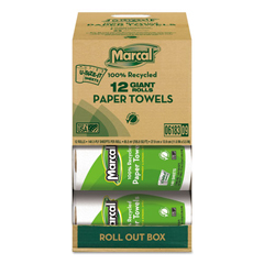 MAC6183 - Small Steps® Premium Recycled Giant Roll Towels