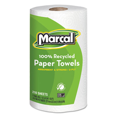 MAC6210 - Small Steps® 100% Premium Recycled Perforated Towels