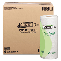 MAC630 - MarcalPro 100% Premium Recycled Perforated Towels