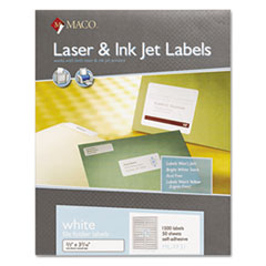 MACMLFF31 - Maco® File Folder Labels