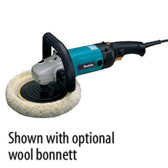 MAK458-9227C - Makita7 Inch Electronic Sander-Polisher