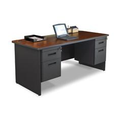 MLGPDR6630SPDTMA - Marvel GroupPronto® Single Pedestal Desk