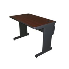 MLGPTR6024L_DTMA - Marvel GroupPronto® School Training Table w/Lockable Raceway
