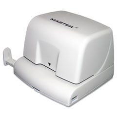 MATEP210 - Master® EP210 Electric/Battery-Operated Two-Hole Punch