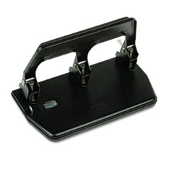 MATMP50 - Master® Heavy-Duty Three-Hole Punch with Gel Pad Handle