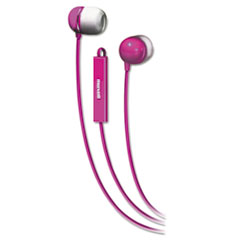 MAX190304 - Maxell® In-Ear Buds with Built-in Microphone
