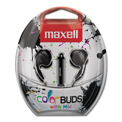 MAX199631 - Maxell® Colorbuds with Microphone