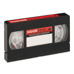 MAX290058 - Maxell® Cleaning VHS Tape
