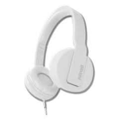 MAX290107 - Maxell® Solids Headphones