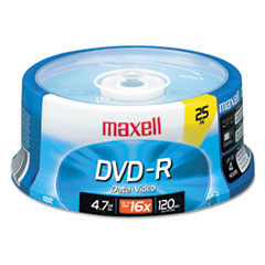 MAX638010 - Maxell® DVD-R Recordable Disc