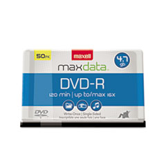 MAX638011 - Maxell® DVD-R Recordable Disc