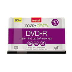 MAX639013 - Maxell® DVD+R High-Speed Recordable Disc