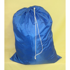 MAYP3040NL-B - Maybeck - Nylon Laundry Bag with Drawstring Closure