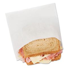 BGC300401 - Dry Wax Sandwich Bag