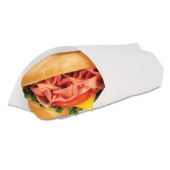 MCD8224 - Deli Wrap Wax Paper Flat Sheets