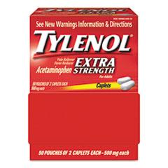 MCL44910 - Tylenol® Extra-Strength Caplets