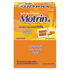 MCL48152 - Motrin® IB Ibuprofen Tablets