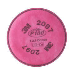 MCO07184 - Particulate Filter for Nuisance Level Organic Vapor Relief