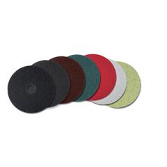 MCO08384 - Black Stripper Floor Pads 7200