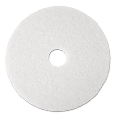 MCO08477 - White Super Polish Floor Pads 4100