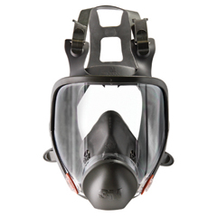 MCO54146 - Full Facepiece Respirator 6000 Series, Reusable