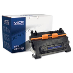 MCR64XM - MICR Print Solutions Compatible with CC364XM High-Yield MICR Toner, 24,000 Page-Yield, Black