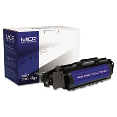 MCR650ML - MICR Print Solutions Compatible with T650ML MICR Toner, 10,000 Page-Yield, Black