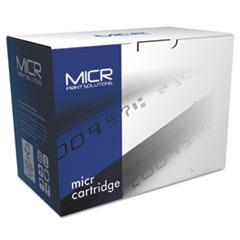 MCR80XM - MICR Print Solutions 80XM Compatible MICR Toner, Black