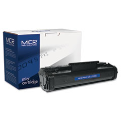 MCR92AM - MICR Print Solutions Compatible with C40902AM MICR Toner, 2,500 Page-Yield, Black