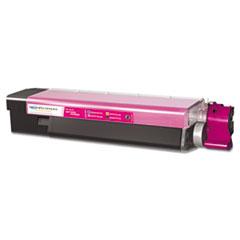 MDA40035 - Media Sciences MDA40035 C6100 Compatible, New Build, 43865718 Laser Toner, 6,000 Yield, Magenta