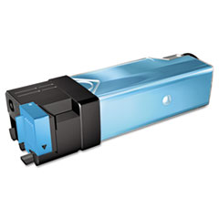 MDA40074 - Media Sciences MDA40074 Phaser 6128 Compatible, 106R01331 Laser Toner, 1,000 Yield, Cyan