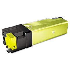 MDA40076 - Media Sciences MDA40076 Phaser 6128 Compatible, 106R01333 Laser Toner, 1,000 Yield, Yellow