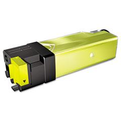 MDA40092 - Media Sciences MDA40092 2130cn Compatible, 330-1438 (FM066) Toner, 2,500 Yield, Yellow
