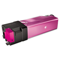 MDA40127 - Media Sciences MDA40127 Phaser 6128 Compatible, 106R01453 Laser Toner, 2,500 Yield, Magenta