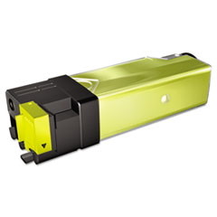 MDA40128 - Media Sciences MDA40128 Phaser 6128 Compatible, 106R01454 Laser Toner, 2,500 Yield, Yellow