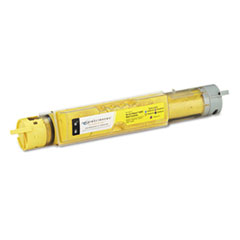 MDAMS636YHC - Media Sciences® MS636YHC Compatible High-Yield Toner, Yellow