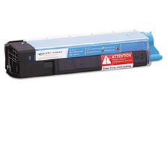 MDAMSOK5855CHC - Media Sciences MDAMSOK5855CHC C5500 Compatible, New Build, 43324403 Toner, 5K Yield, Cyan