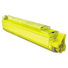 MDAMSOK96YHCNA - Media Sciences MDAMSOK96YHCNA C9600 Compatible, 42918901 (Type C7) Toner, 16,500 Yield, Yellow