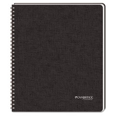 MEA06100 - Cambridge® Limited Hardcover Business Notebook