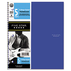 MEA06112 - Five Star® Trend Wirebound Notebook
