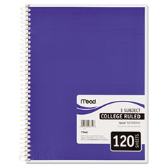 MEA06710 - Mead® Spiral® Bound Notebooks
