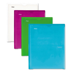 MEA38130 - Five Star® Customizable Pocket & Prong Plastic Folder