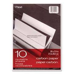 MEA40114 - Mead® Black Carbon Mill Finish Paper