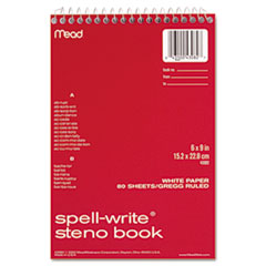MEA43082 - Mead® Spell-Write® Steno Book